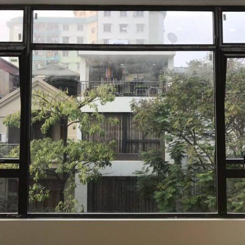 cửa sổ xingfa mở hất