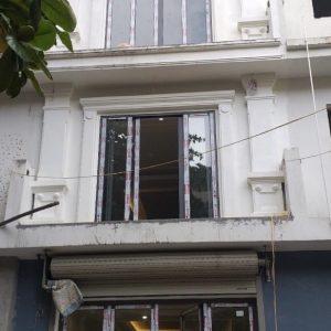 nhà phố Nhà Xinh Door đã thi công tại quận 4